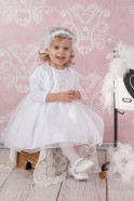 B036 Sukienka dziewczęca