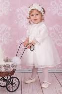 B038 Sukienka dziewczęca