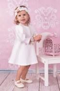 B037 Sukienka dziewczęca